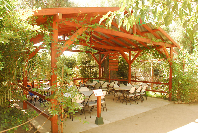 Wildlife Learning Center Gazebo