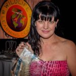 Wildlife Learning Center - Pauley with Award
